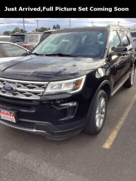 2018 Ford Explorer for sale at Royal Moore Custom Finance in Hillsboro OR