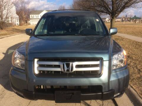 2007 Honda Pilot for sale at Luxury Cars Xchange in Lockport IL