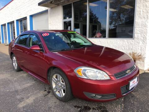 2011 Chevrolet Impala for sale at Budget Auto in Appleton WI