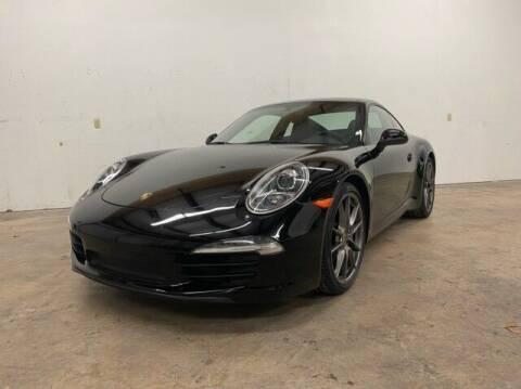 2013 Porsche 911 for sale at FDS Luxury Auto in San Antonio TX