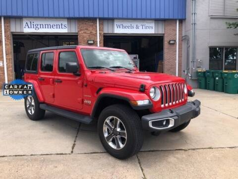 2020 Jeep Wrangler Unlimited for sale at Wilson Autosports LLC in Fort Walton Beach FL