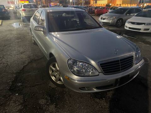 2006 Mercedes-Benz S-Class for sale at Some Auto Sales in Hammond IN