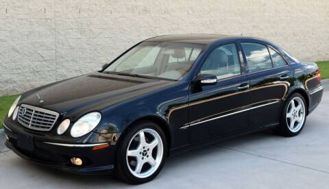 2005 Mercedes-Benz E-Class for sale at Raleigh Auto Inc. in Raleigh NC
