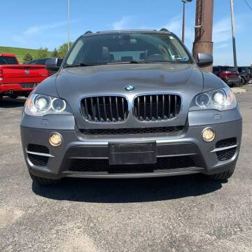 2012 BMW X5 for sale at GLOBAL MOTOR GROUP in Newark NJ