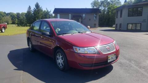 2005 Saturn Ion for sale at Shores Auto in Lakeland Shores MN
