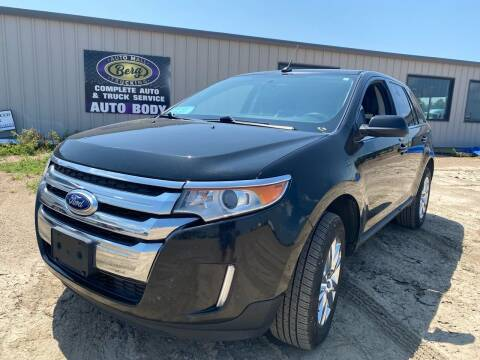 2012 Ford Edge for sale at BERG AUTO MALL & TRUCKING INC in Beresford SD
