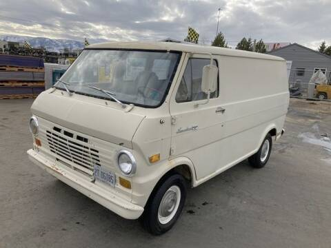1968 Ford E-Series Cargo for sale at Classic Car Deals in Cadillac MI