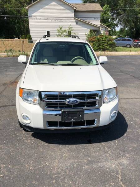 2010 Ford Escape for sale at Car Now LLC in Madison Heights MI