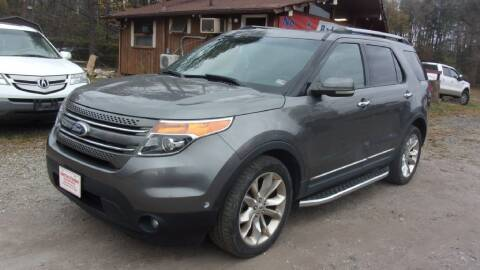 2012 Ford Explorer for sale at Select Cars Of Thornburg in Fredericksburg VA