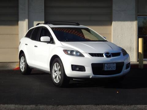 2008 Mazda CX-7 for sale at Gilroy Motorsports in Gilroy CA