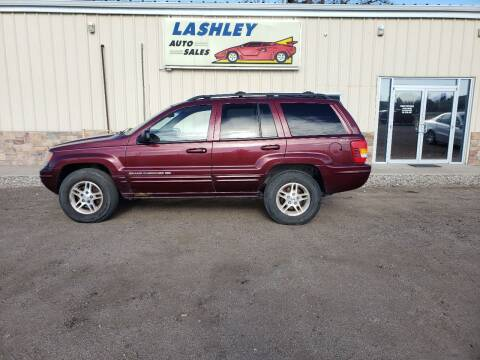 1999 Jeep Grand Cherokee for sale at Lashley Auto Sales in Mitchell NE