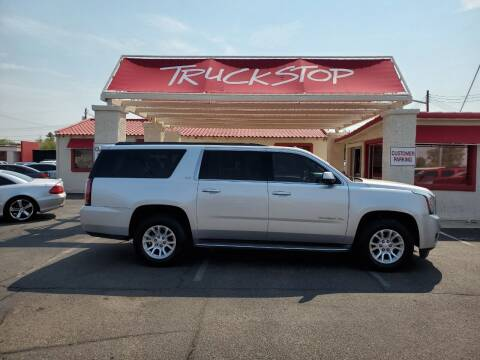 2015 GMC Yukon XL for sale at TRUCK STOP INC in Tucson AZ
