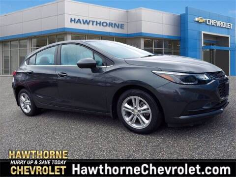 2018 Chevrolet Cruze for sale at Hawthorne Chevrolet in Hawthorne NJ