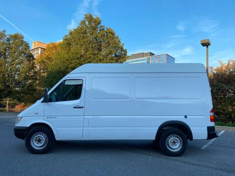 2014 Mercedes-Benz Sprinter Cargo for sale at Auto Wholesalers Of Rockville in Rockville MD