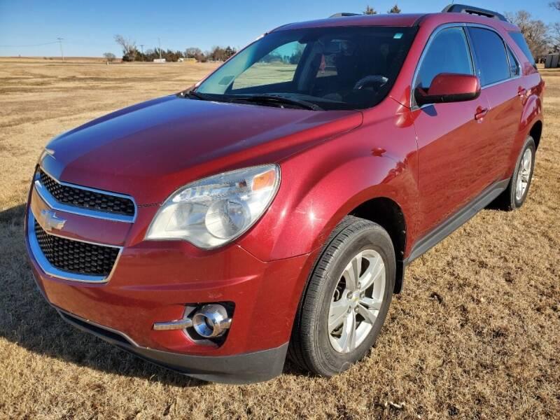 2011 Chevrolet Equinox for sale at BALLARD AUTOS & SAND TOYS in Stockton KS