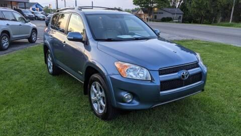 2012 Toyota RAV4 for sale at Kidron Kars INC in Orrville OH