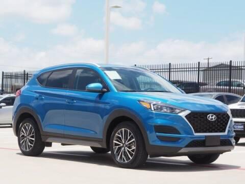2020 Hyundai Tucson for sale at Douglass Automotive Group - Douglas Subaru in Waco TX