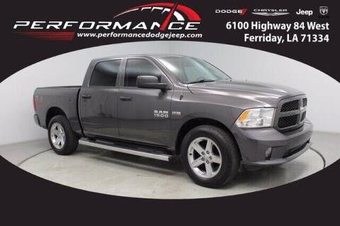 2015 RAM Ram Pickup 1500 for sale at Performance Dodge Chrysler Jeep in Ferriday LA