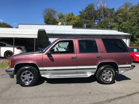 1997 Chevrolet Tahoe for sale at ABC Auto Sales (Culpeper) in Culpeper VA