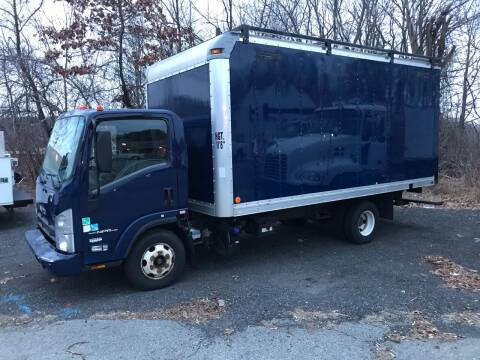 2012 Isuzu NPR for sale at J.W.P. Sales in Worcester MA
