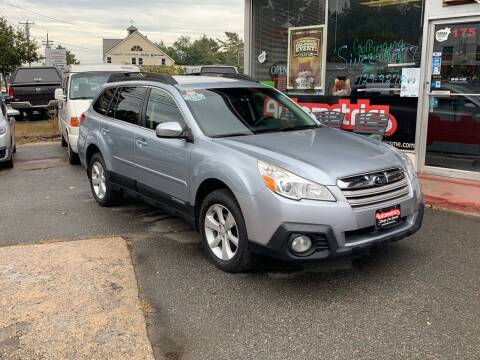 2013 Subaru Outback for sale at AUTOMETRICS in Brunswick ME