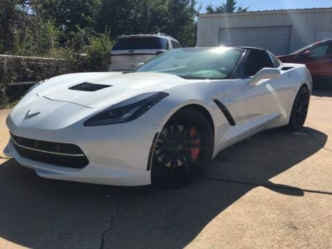 2014 Chevrolet Corvette for sale at Mint Motors in Fort Worth TX