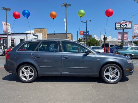 2007 Audi A4 for sale at MILLENNIUM CARS in San Diego CA