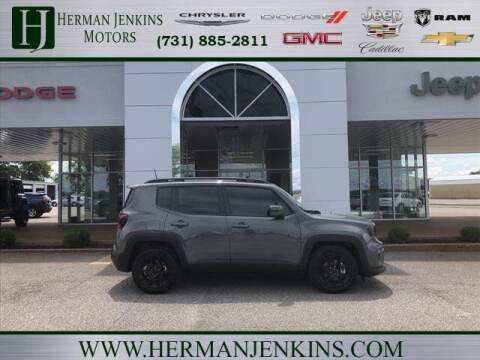 2020 Jeep Renegade for sale at Herman Jenkins Used Cars in Union City TN