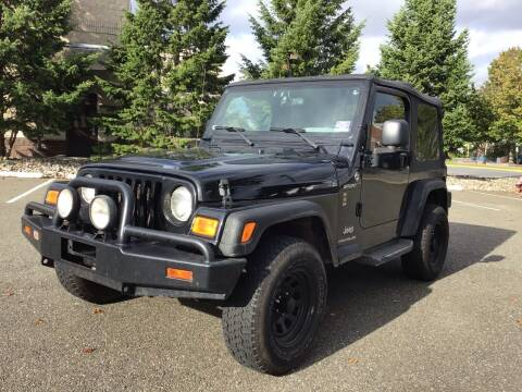 2005 Jeep Wrangler for sale at Bromax Auto Sales in South River NJ
