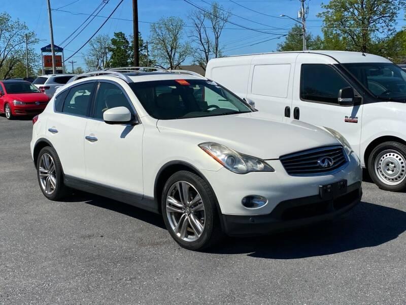 2011 Infiniti EX35 for sale at Va Auto Sales in Harrisonburg VA