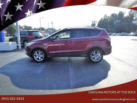 2014 Ford Escape for sale at Carolina Motors at the Rock - Carolina Motors-Thomasville in Thomasville NC