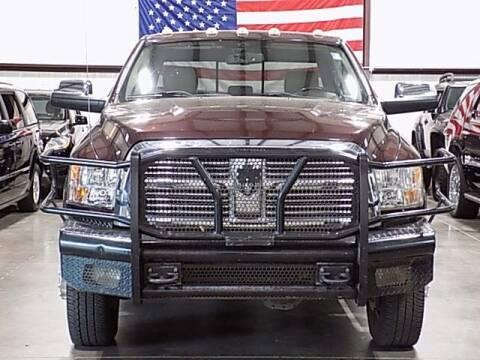 2012 RAM Ram Pickup 3500 for sale at Texas Motor Sport in Houston TX