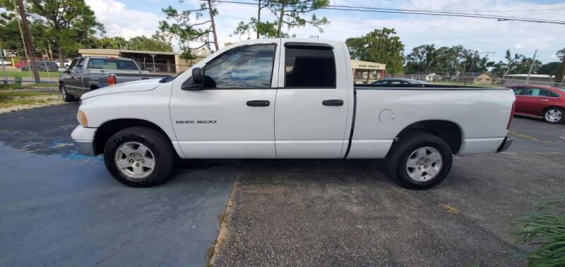 2005 Dodge Ram Pickup 1500 for sale at Bill Bailey's Affordable Auto Sales in Lake Charles LA