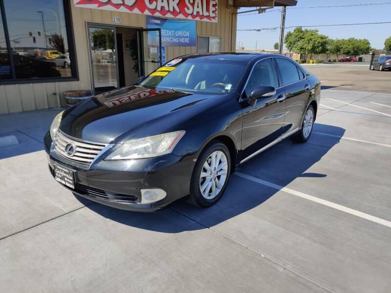 2012 Lexus ES 350 for sale at California Motors in Lodi CA