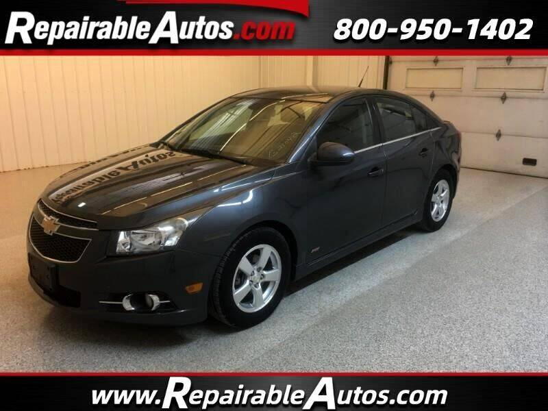 2013 Chevrolet Cruze for sale at Ken's Auto in Strasburg ND