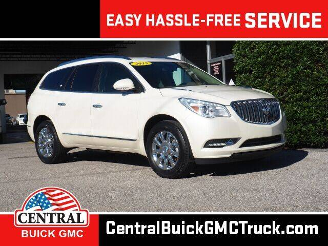 2015 Buick Enclave for sale at Central Buick GMC in Winter Haven FL