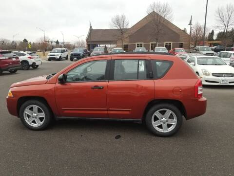 2008 Jeep Compass for sale at ROSSTEN AUTO SALES in Grand Forks ND