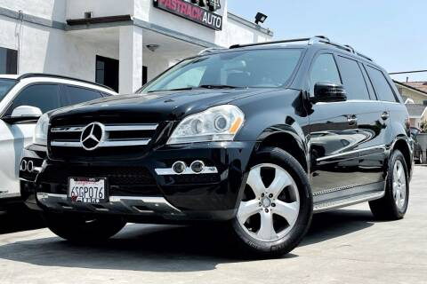 2011 Mercedes-Benz GL-Class for sale at Fastrack Auto Inc in Rosemead CA