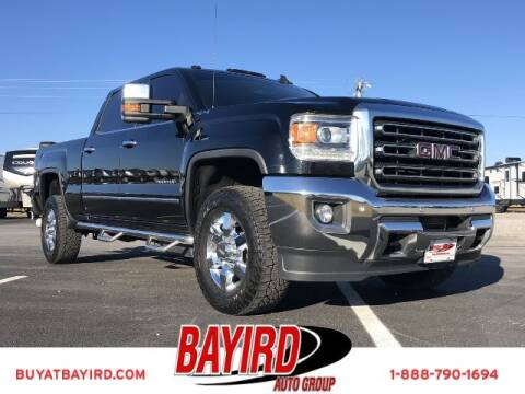 2016 GMC Sierra 2500HD for sale at Bayird Truck Center in Paragould AR