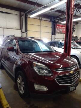 2016 Chevrolet Equinox for sale at QUALITY MOTORS in Cuba City WI