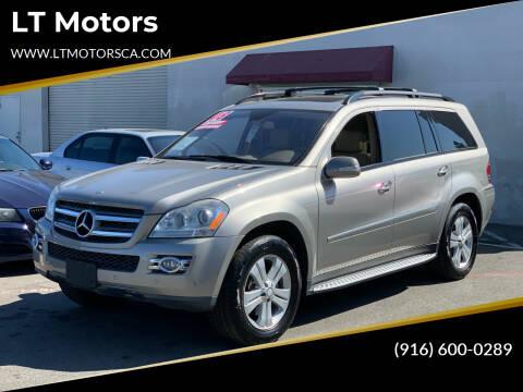 2008 Mercedes-Benz GL-Class for sale at LT Motors in Rancho Cordova CA