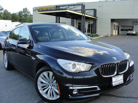 2017 BMW 5 Series for sale at Perfect Auto in Manassas VA