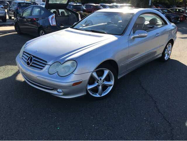2005 Mercedes-Benz CLK for sale at Legend Auto Sales Inc in Lemon Grove CA