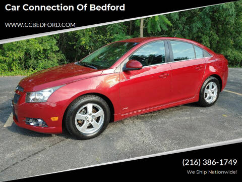 2011 Chevrolet Cruze for sale at Car Connection of Bedford in Bedford OH