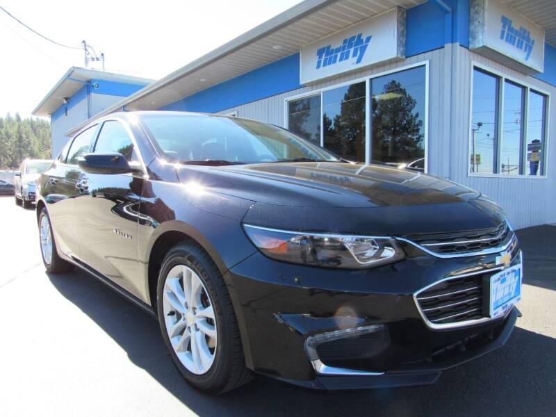 2017 Chevrolet Malibu for sale at Thrifty Car Sales SPOKANE in Spokane Valley WA