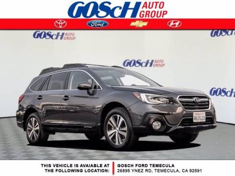 2019 Subaru Outback for sale at BILLY D SELLS CARS! in Temecula CA