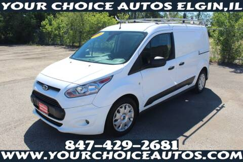 2016 Ford Transit Connect Cargo for sale at Your Choice Autos - Elgin in Elgin IL