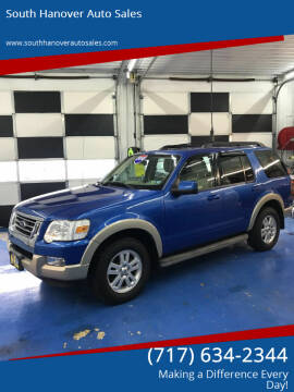 2010 Ford Explorer for sale at South Hanover Auto Sales in Hanover PA