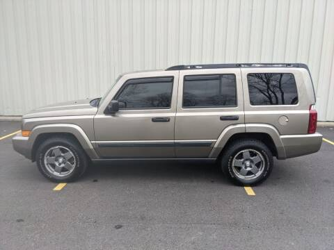 2006 Jeep Commander for sale at C & C Wholesale in Cleveland OH