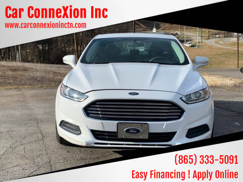 2013 Ford Fusion for sale at Car ConneXion Inc in Knoxville TN